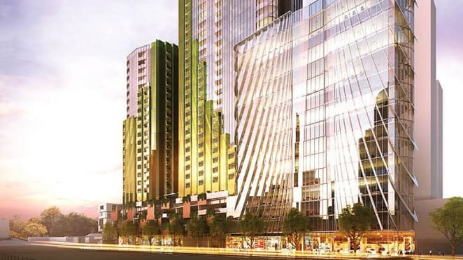 Box Hill stays busy with another major development unveiled