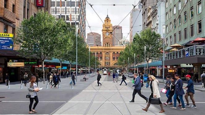 City of Melbourne gets ball rolling on Elizabeth Street South