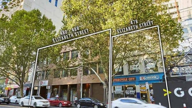 488 Elizabeth Street turns to student accommodation