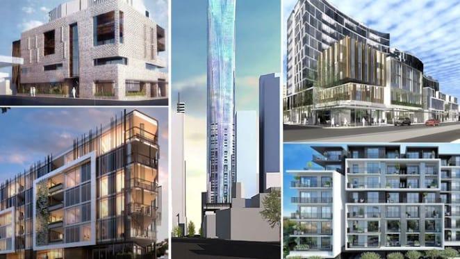 Urban.com.au's Project Database booms
