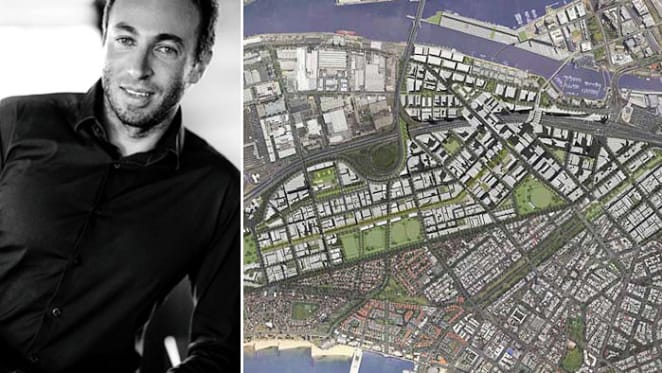 Fishermans Bend – A best practice project for Melbourne's future