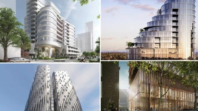 Four significant projects receive the NOD