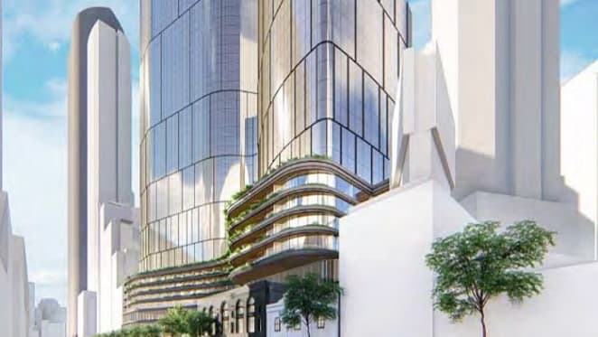 A reworked super Southbank development edges closer to approval