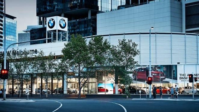 A design tour de force beckons for Beulah International's BMW Southbank site