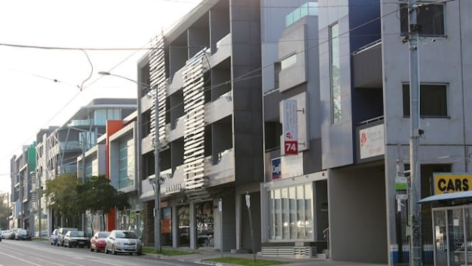 Essendon's high density development a model example