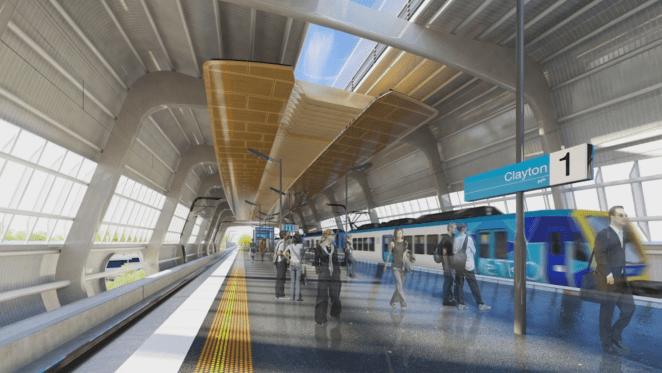 Further Dandenong corridor design details emerge