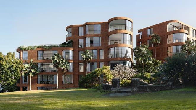 Kurraba Residences launch sells $90 million on Sydney's harbour