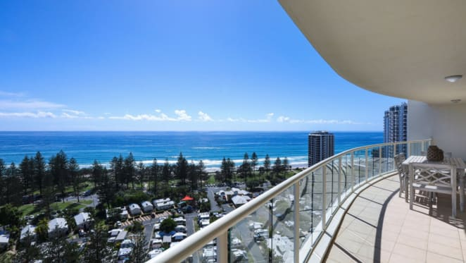 Gold Coast penthouse tops Queensland apartment sales in weekend auctions