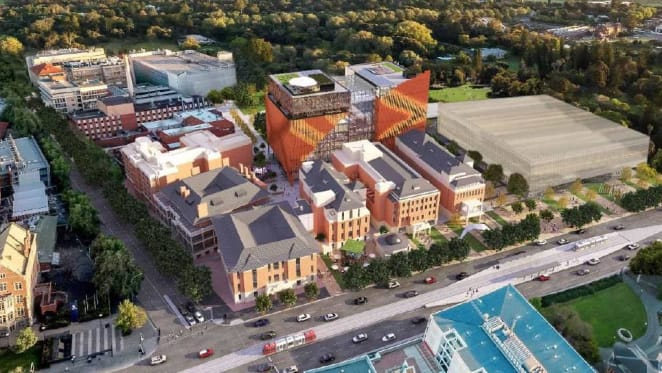 Royal Adelaide Hospital site set to host new Australian space agency
