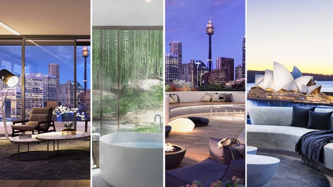 8 of NSW's top luxury apartments