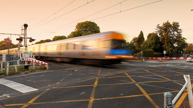 Labor adds 25 to its list of 50 level crossing removals
