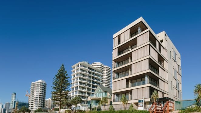 A NSW buyer has spent $5.75 million on their 315 sqm fifth floor apartment