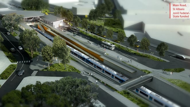 Work to start on level crossing removals in St. Albans