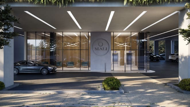 Mali Residences, Mermaid Beach featuring in Gold Coast Open House 2021