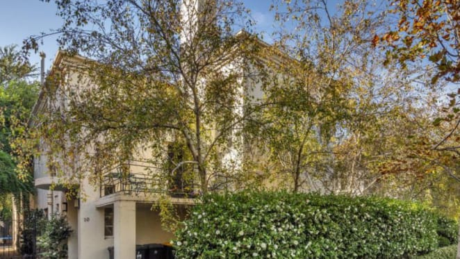 South Yarra triplex listed with $12.5 million hopes