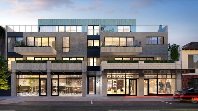 Brighton's latest development embraces bayside living