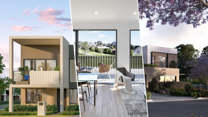 5 Melbourne townhouse listings under $750,000