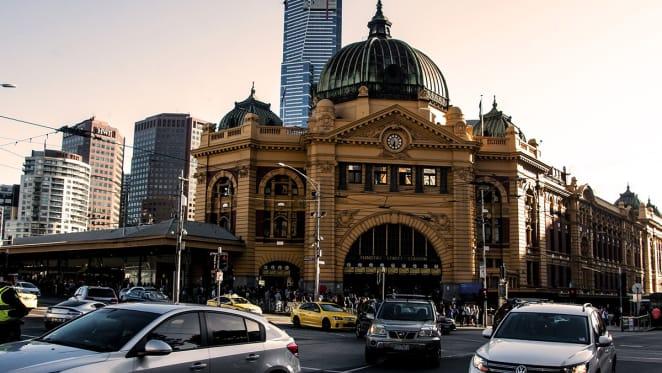 The Grattan Institute nominates congestion charging rates for Melbourne
