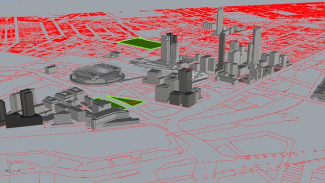 Urban.com.au's CBD Model in the making