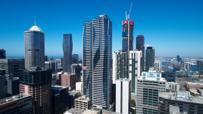 Central Equity complete $470 million Melbourne Grand high-rise tower