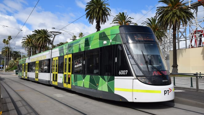 Winners of tender to power Melbourne's tram network with renewable energy announced