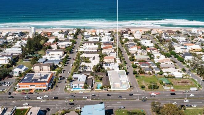 Developers descend on rare Mermaid Beach development site