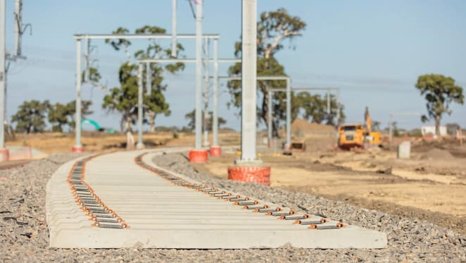 Mernda rail extension to open six months ahead of schedule, station names updated