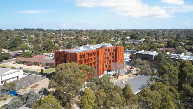 Monash Peninsula opens Passivhaus-accredited student housing