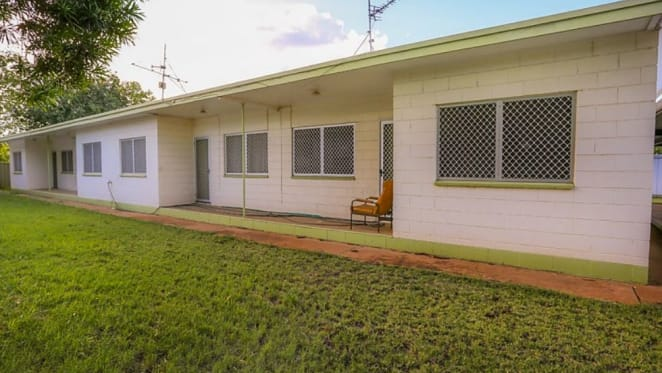 Mount Isa block of units sold for $205,000