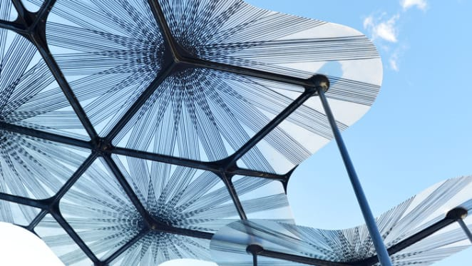 Melbourne's MPavilion is launched today