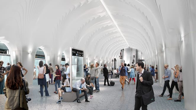 Thoughts on new metro station names