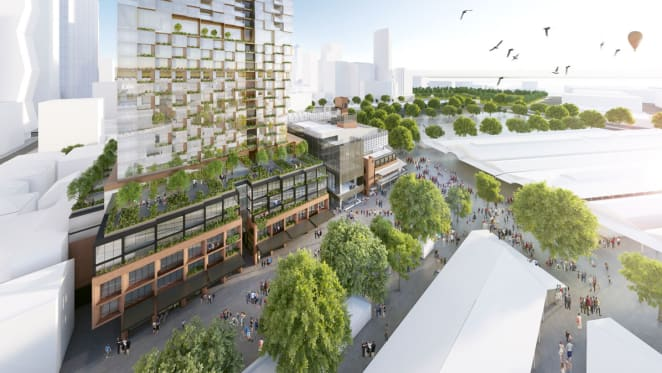 Queen Victoria Market planning controls amended and 42 Moray Street approved