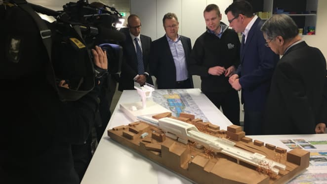 Major work on the Dandenong corridor grade separations to start in August & comment