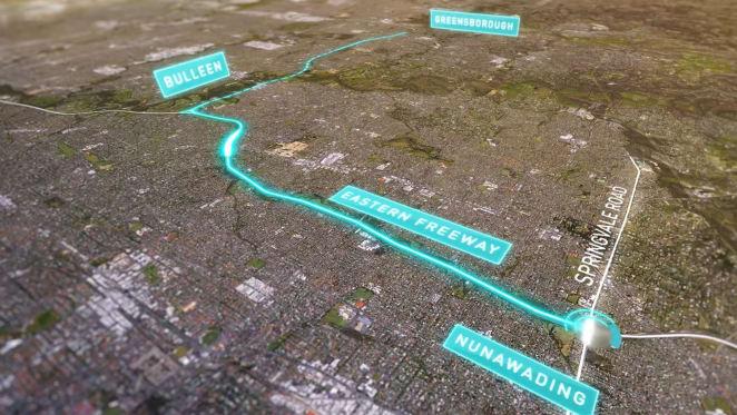 'Melbourne's poor orbital connectivity is constraining the economic potential of Victoria'