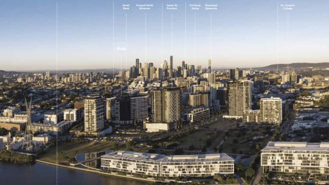 Newstead: How the Brisbane suburb became one of the capital's hottest apartment markets