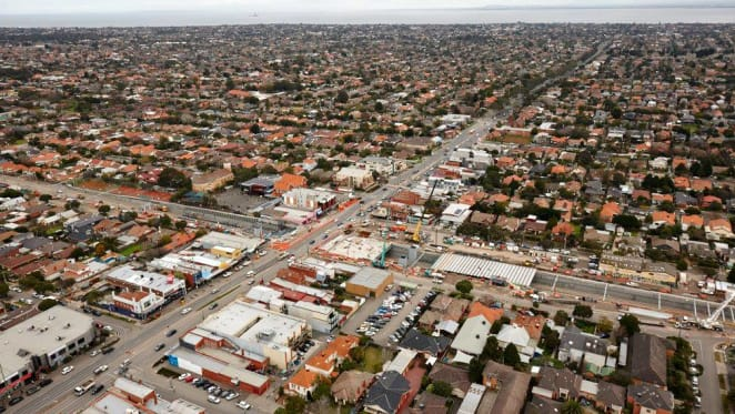 Context matters: Glen Eira's level crossing removals & 'value capture' redevelopment