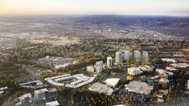 Mulpha lodges application for stage one of $1 billion masterplanned Norwest Quarter community