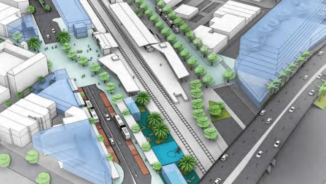 Oakleigh's station precinct plans open for public consultation
