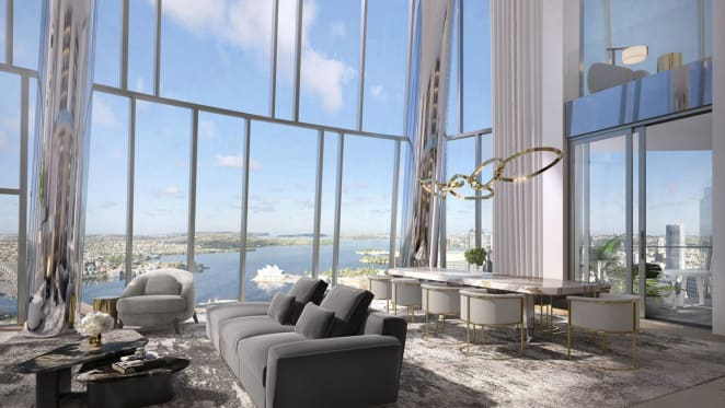 One Barangaroo leads as super-prime apartment off the plan sale prices strengthen