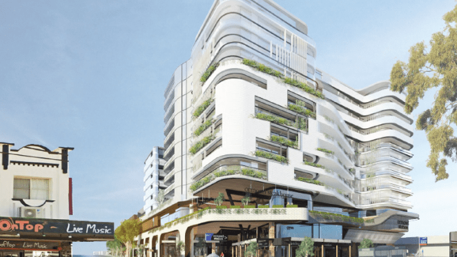 On the right track: Ormond Place gets the green light