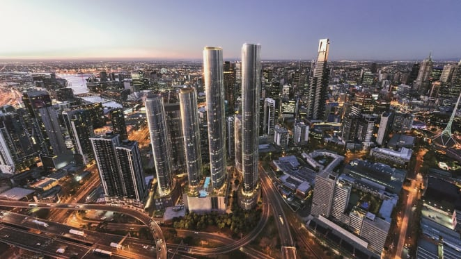 Malaysia's EFT weighs into the local market with a stake in Melbourne Square
