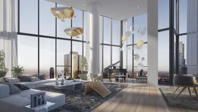 """Multi-generational living: The rise of the """"super apartment"""""""