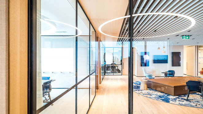 Investa's new Sydney office highlights the value of workplace design