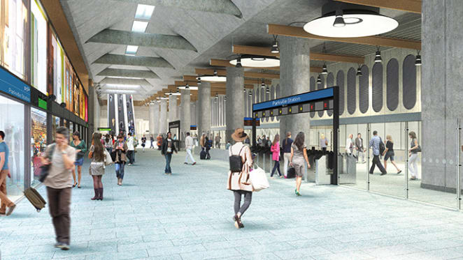 $1 billion contract to construct tunnel portals on the Melbourne Metro project signed