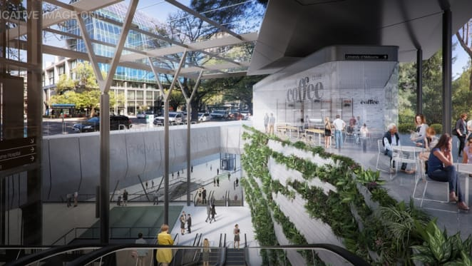 Melbourne Metro EES released; more information on station proposals