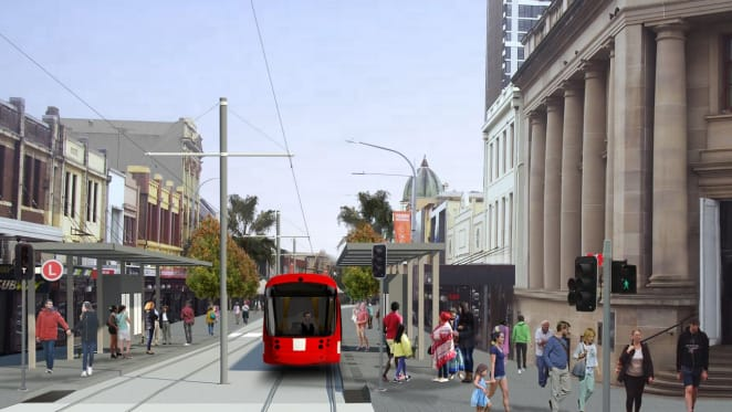 Sydney to see increased bus services; Parramatta Light Rail stage one gains approval