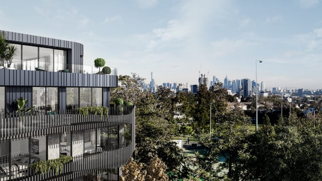 Armadale residence offers buyers a lifetime of parkland vistas