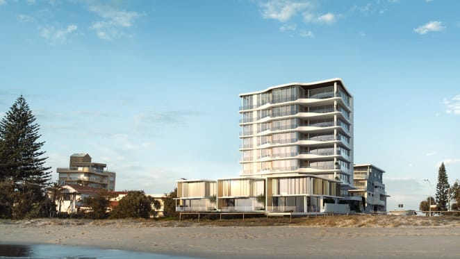Sherpa sell out Palm Beach residential development Perspective 488 in three months