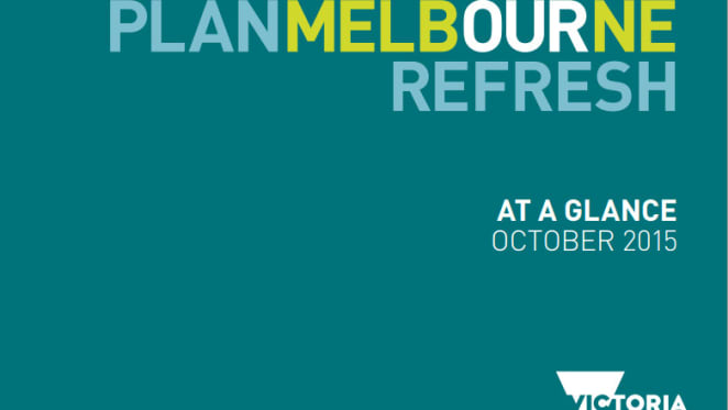 Spring Street launches Plan Melbourne reboot, discussion paper