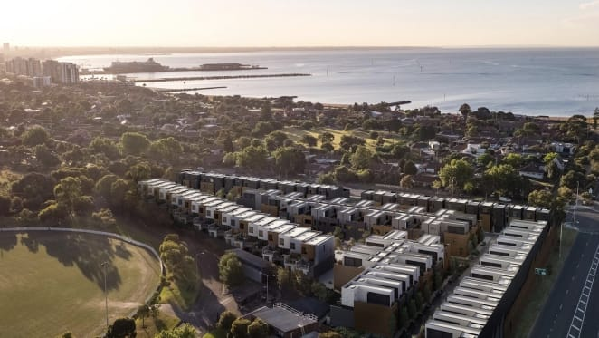 Walking tour: What's within walking distance from Port Melbourne's Port Lane townhomes?